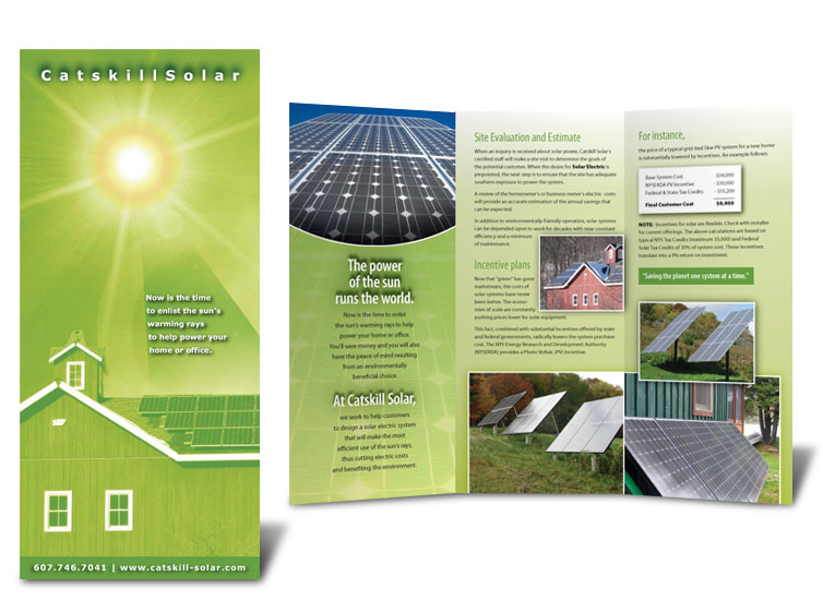 images of brochures