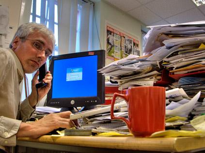 burnout stressed entrepreneur