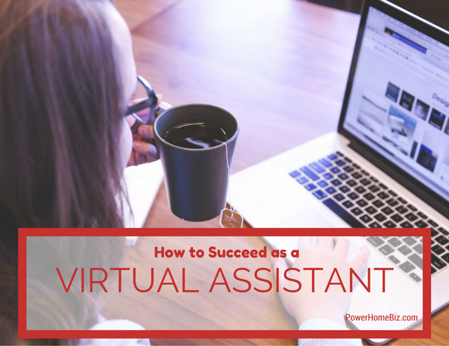 How to Succeed as a Virtual Assistant