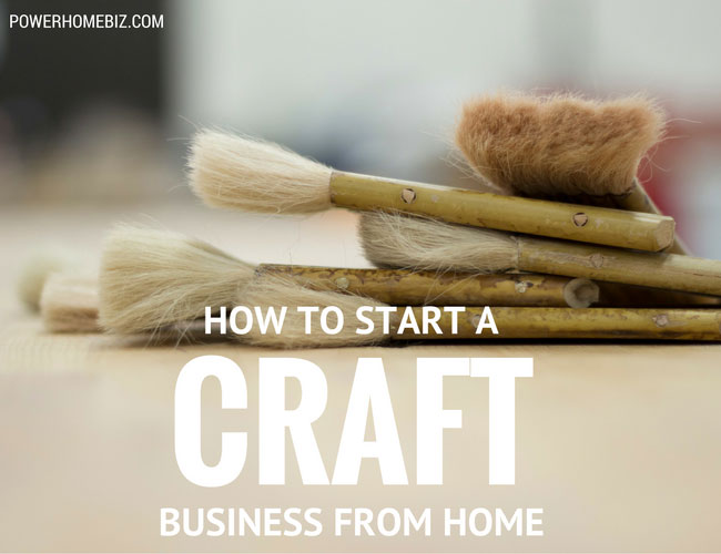 How to start a craft business starting handicrafts for Home craft business ideas