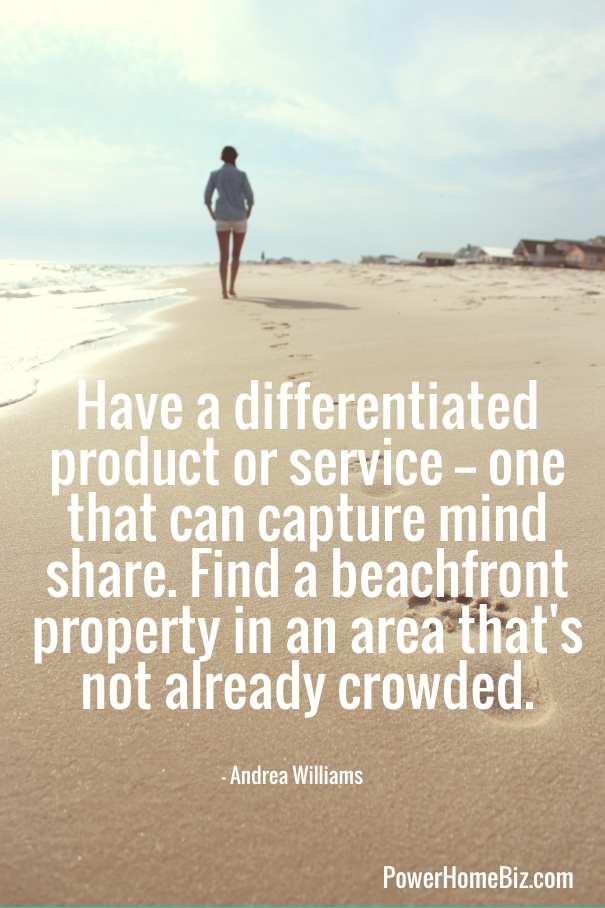 product differentiation quotes