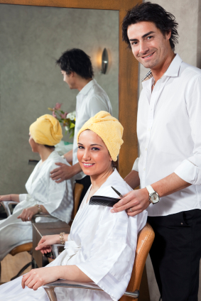 hair and beauty salon business