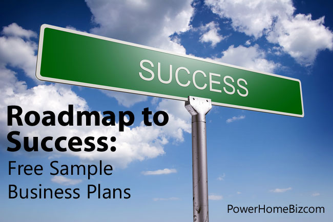 Free Sample Business Plans Planning