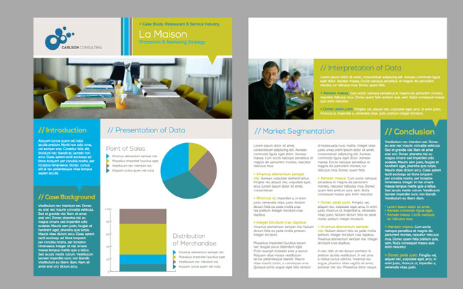 12 tips on how to create effective brochures for Successful brochure design