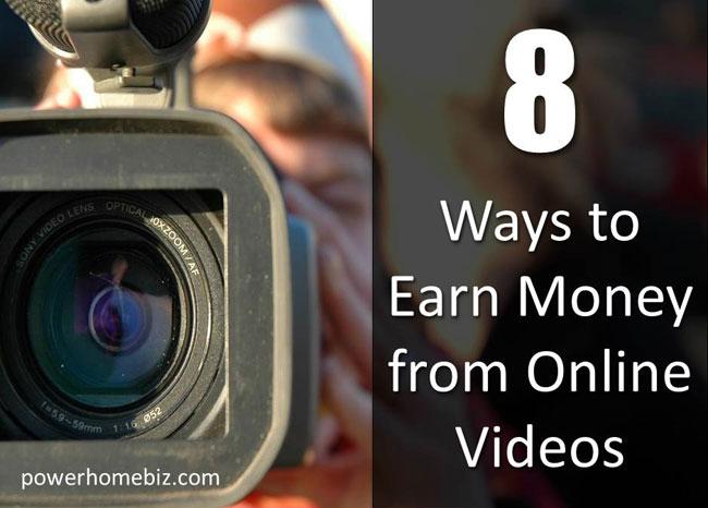 earn money from video