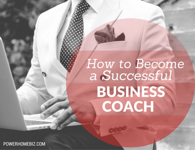 How to Become a Successful Business Coach