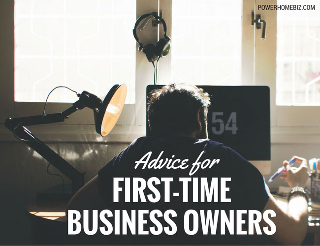 Advice for First Time Business Owners