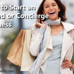 Startup Costs and Income Potential of an Errand and Concierge Business