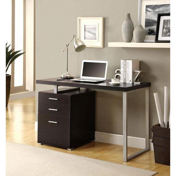 home office sleek table