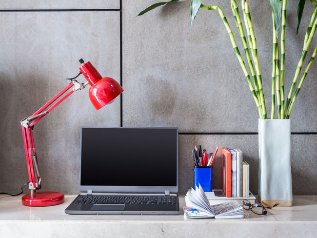 home office fire safety