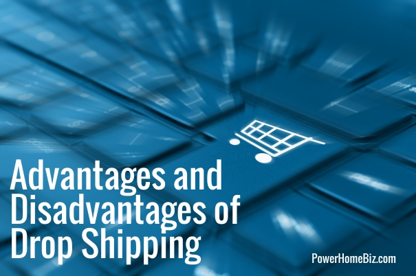 advantages and disadvantages of drop shipping