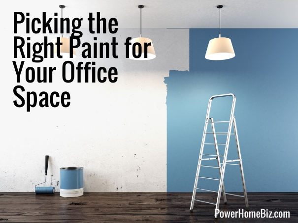 Picking the right paint for your office space - Small business space paint ...