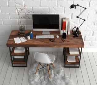 How to Create a Functional and Fashionable Home Office
