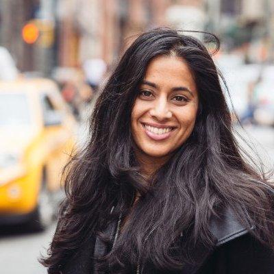Rashmi Melgiri, co-founder of CoverWallet