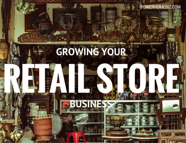 How to grow your retail store