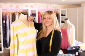 clothing designer