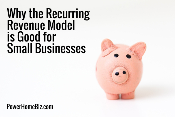 recurring revenue