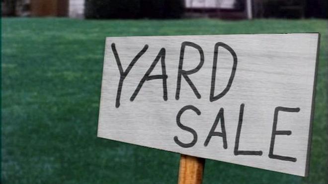 yard sale business