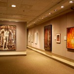 art gallery exhibit