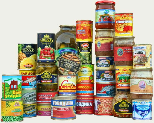 Best Canned Food To Store For Emergency