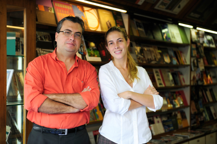 book store owners