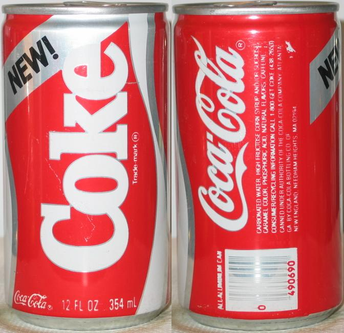 Lessons from New Coke: Understanding the Power of Your Brand ...
