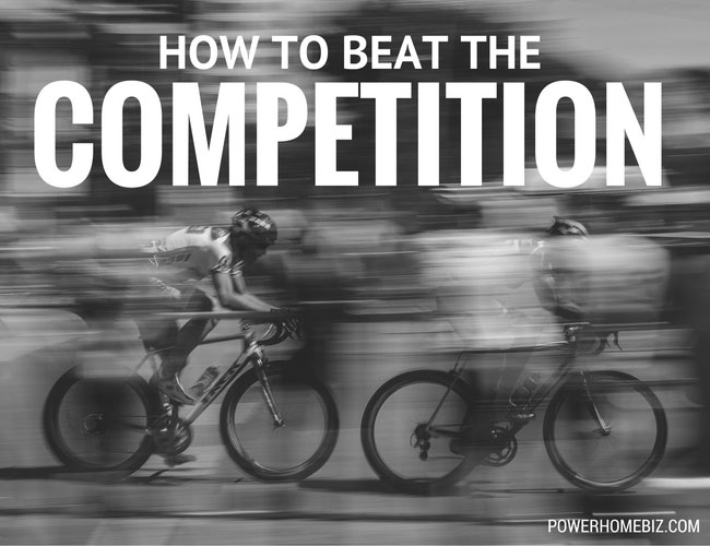 How your Small Business Can Beat the Competition