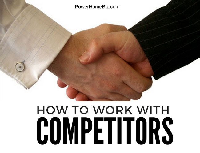 How to Work with Competitors