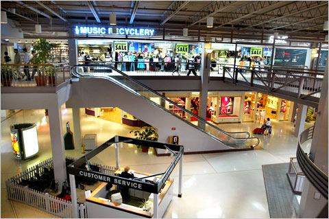 How To Start A Retail Business In A Shopping Mall