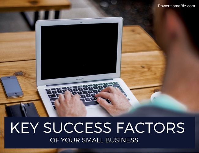 key success factors of small business