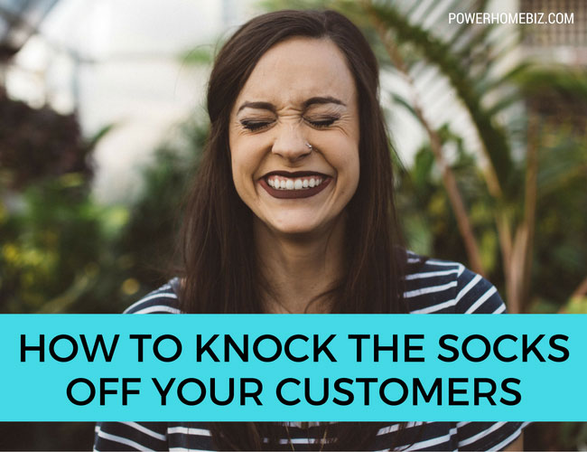 Customer Service: How to Knock the Socks Off Your Customers