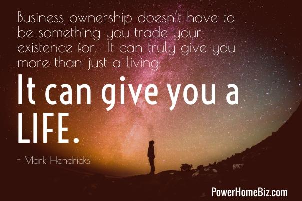 lifestyle entrepreneurship
