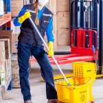 janitorial business