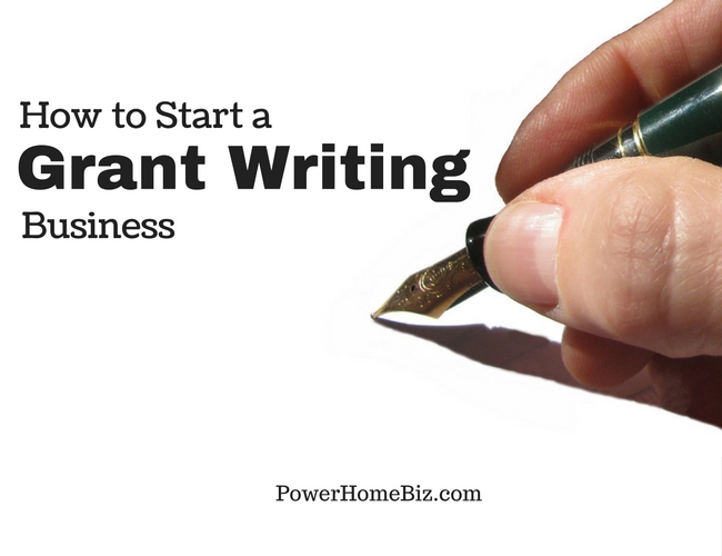 grant writing business