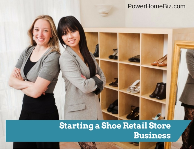 how to start a shoe retail store business