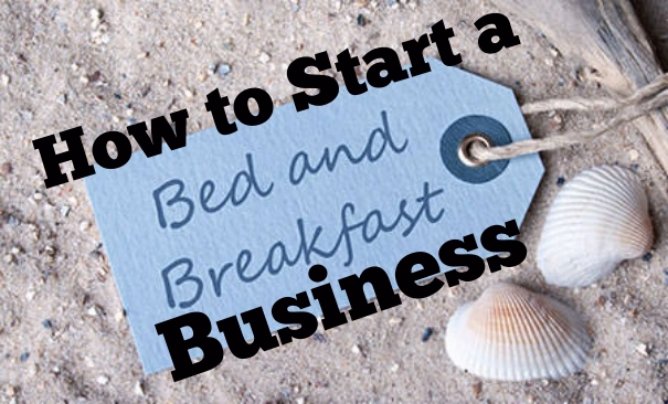 bed and breakfast business