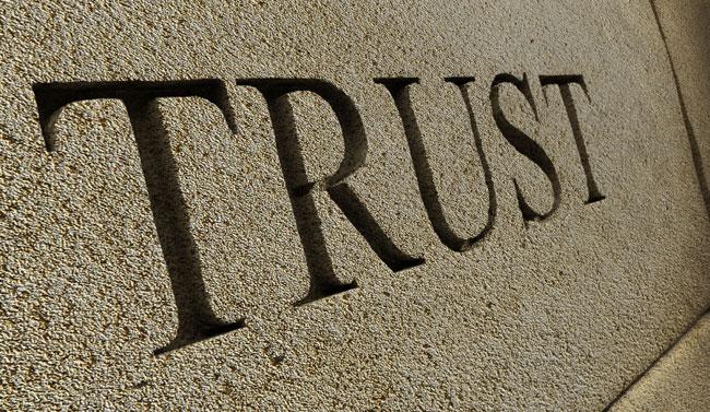 earn the trust