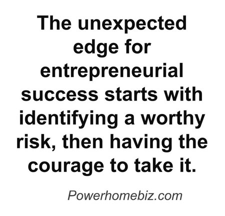 Book: The Risk Advantage - Embracing the Entrepreneur's Unexpected Edge