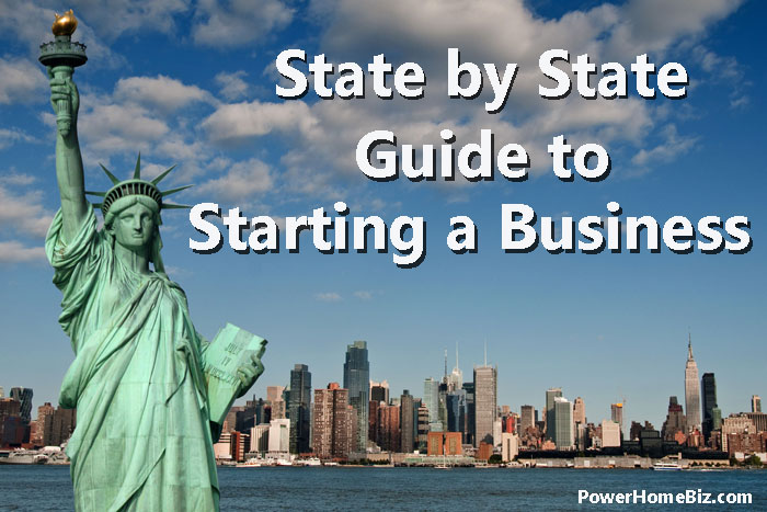 State by State Guide to Starting a Business