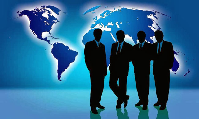 international trading business