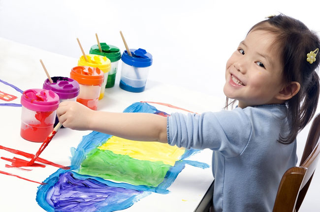 daycare creativity
