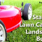 How to Start a Lawn Service Business