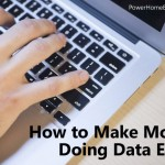 How to Make Money Doing Data Entry