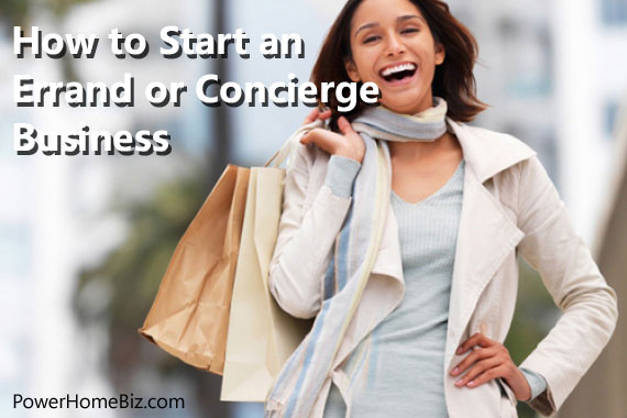 errand and concierge business