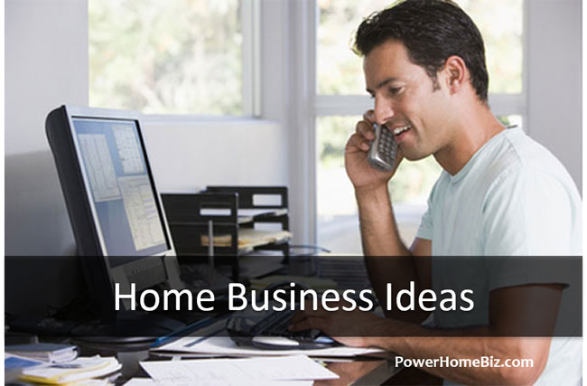 home business ideas for new small business, work at home & online