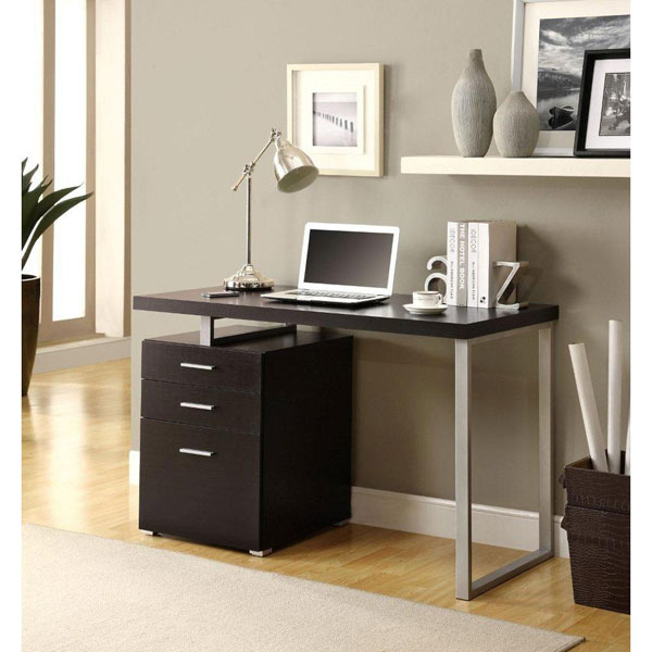 home office sleek table