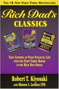 Rich Dad's Classic boxed set