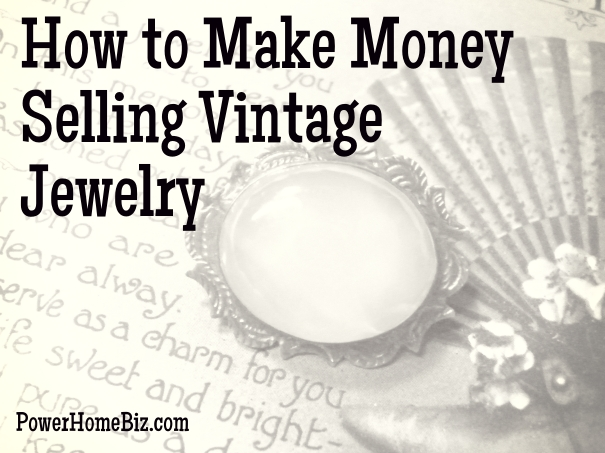 how to make jewelry to sell how to make money selling vintage jewelry 3147