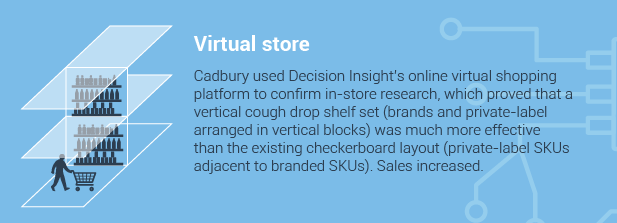 Cadbury's use of virtual reality
