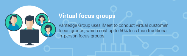 virtual focus groups